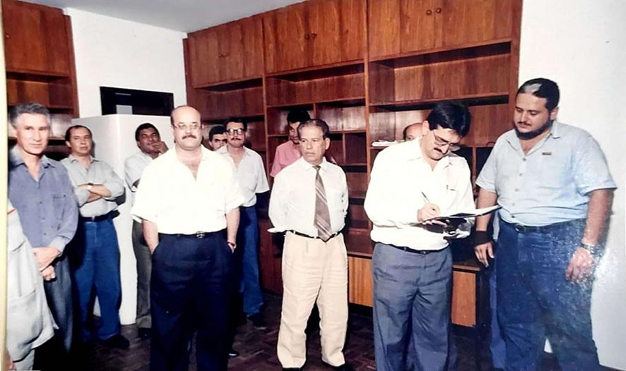 1991 – Empresários
