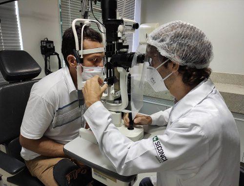 Projeto ajuda trabalhadores com dificuldade de enxergar a resgatarem a acuidade visual e a clareza para trabalhar e estudar